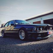 bmw m6 e24 blue