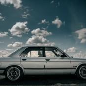BMW 5 series E28 сбоку