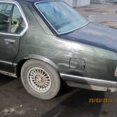 BMW e23 крышка бензобака