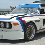 BMW CSL e9 вид сбоку