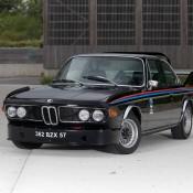 BMW CSL e9 черная