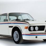 BMW CSL e9 полу боком