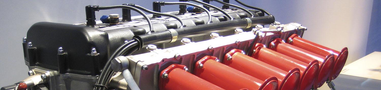 BMW CSL e9 engine