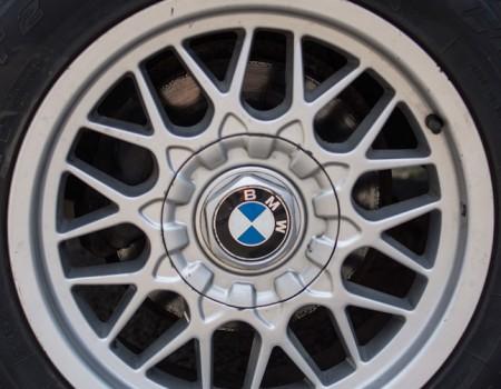 BMW e23 735i Highline Ремонт ч.11 Покупка колес