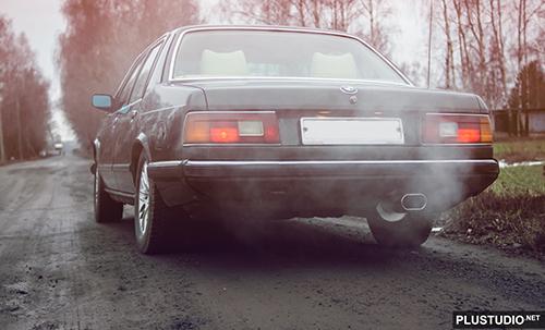 BMW e23 735i Гидравлика