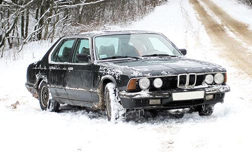 BMW e23 735i Highline Ремонт ч.6 ABS