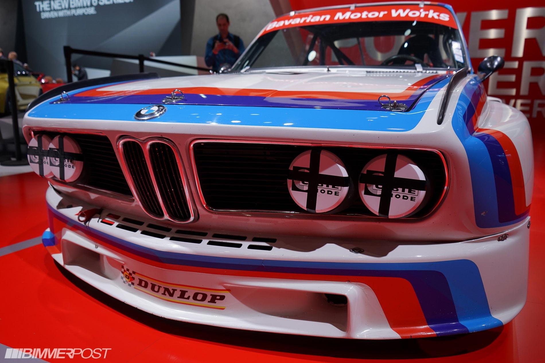 BMW e9 csl фары