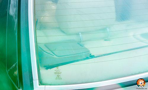 Подогрев заднего стекла