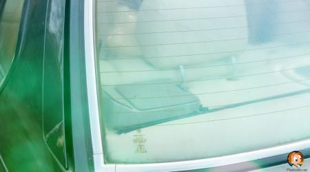 BMW e23 Обогрев заднего стекла