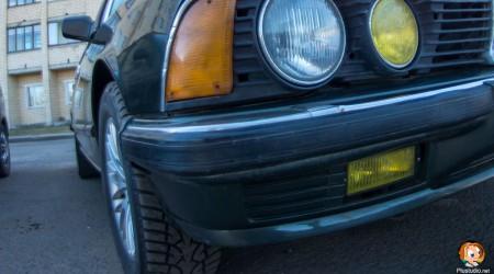 BMW 735i Противотуманки