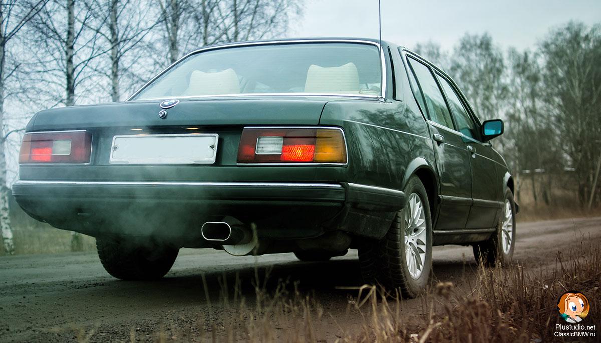Максимальная скорость BMW