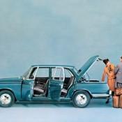 BMW 1500 багажник