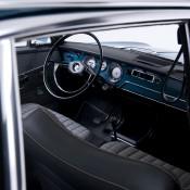 BMW 1500 салон