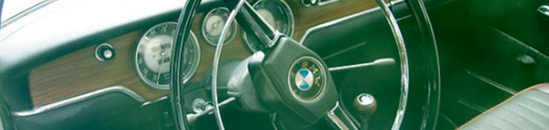BMW 1800 E118 салон