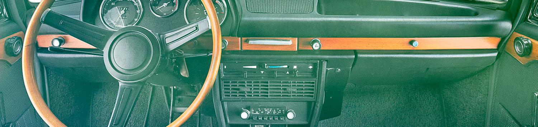 BMW 2000 E120 салон