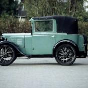 BMW 3/15 зеленая