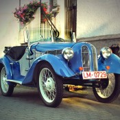 BMW 3/15 синяя