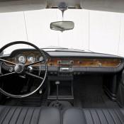 BMW 3200 CS интерьер