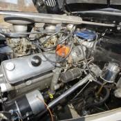 BMW 327 двигатель