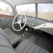 BMW 327 кресла