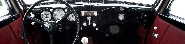 BMW 327 руль