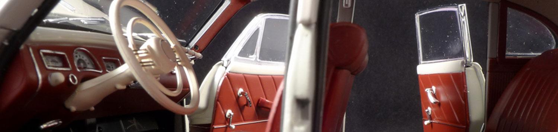 BMW 501 руль