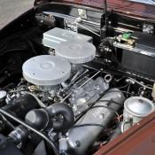BMW 502 двигатель