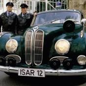 BMW 502 полицейская