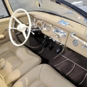 BMW 502 салон