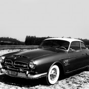 BMW 502 Coupe by Beutler & Co