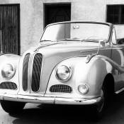 BMW 502 cabrio