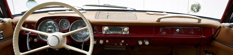 BMW 503 руль