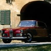 BMW 503 у замка