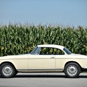 BMW 503 coupe by ghia-aigle