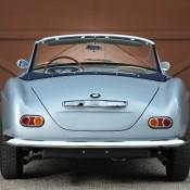 BMW 507 без крыши