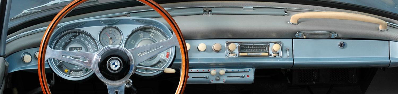 BMW 507 руль