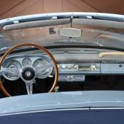 BMW 507 салон