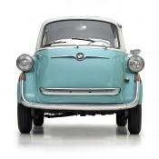BMW 600 голубая