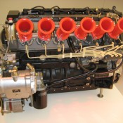 BMW M1 e26 мотор
