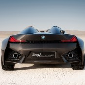 bmw 328 hommage зад