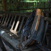 Станьково деревянная телега