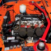альпина двигатель