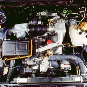 Alpina B10 мотор
