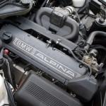 Alpina E23 мотор