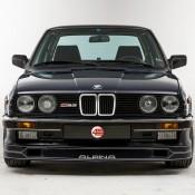 Alpina E30 фары