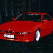 Alpina E31 красная