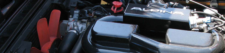 Alpina e12 двигатель