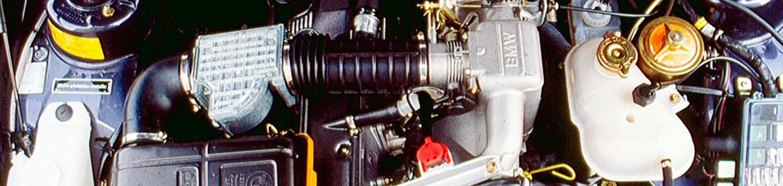 Alpina e28 двигатель