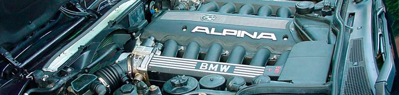 Alpina e32 двигатель