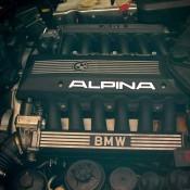 Alpina e32 мотор